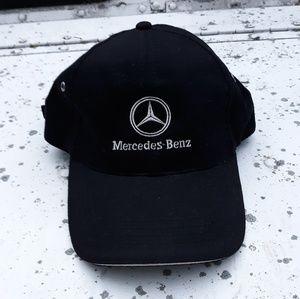 Mercedes Benz Strapback hat